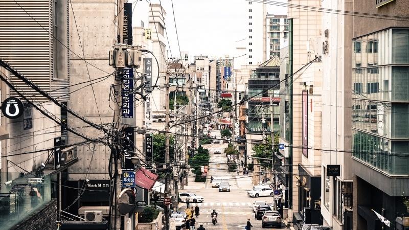 Gangnam Seoul