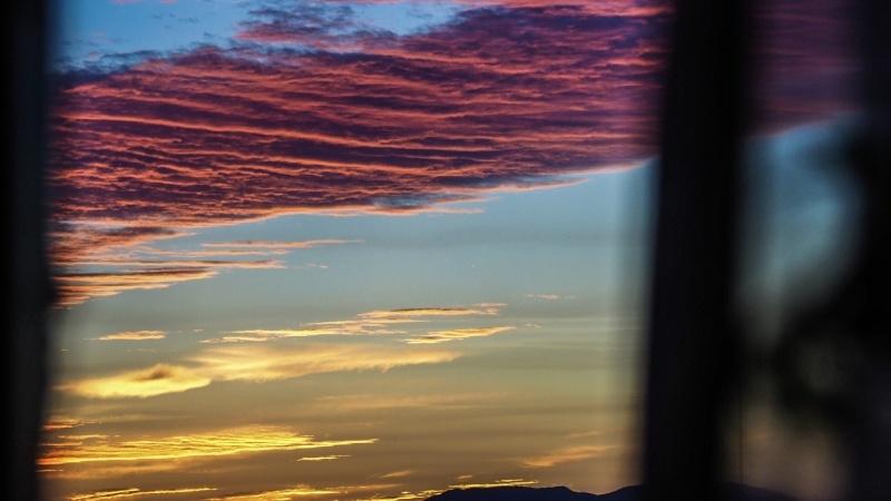 Beijing Evening Skies