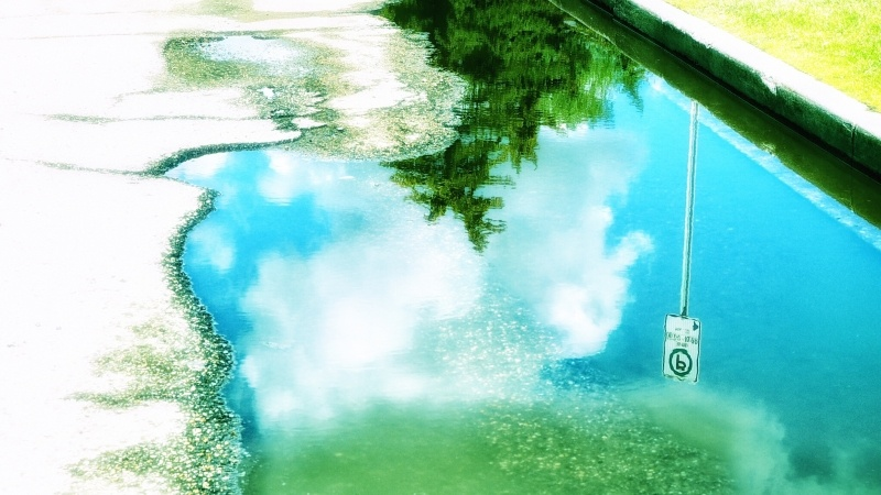 Alberta Rockies Reflections