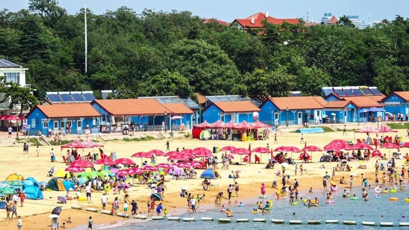 Qingdao Seaside